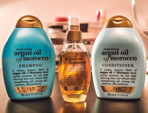 Revue Organix Argan oil of Morocco