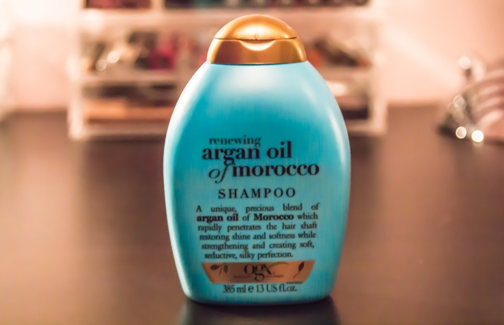 Organix Argan oil of Morocco Shampoo