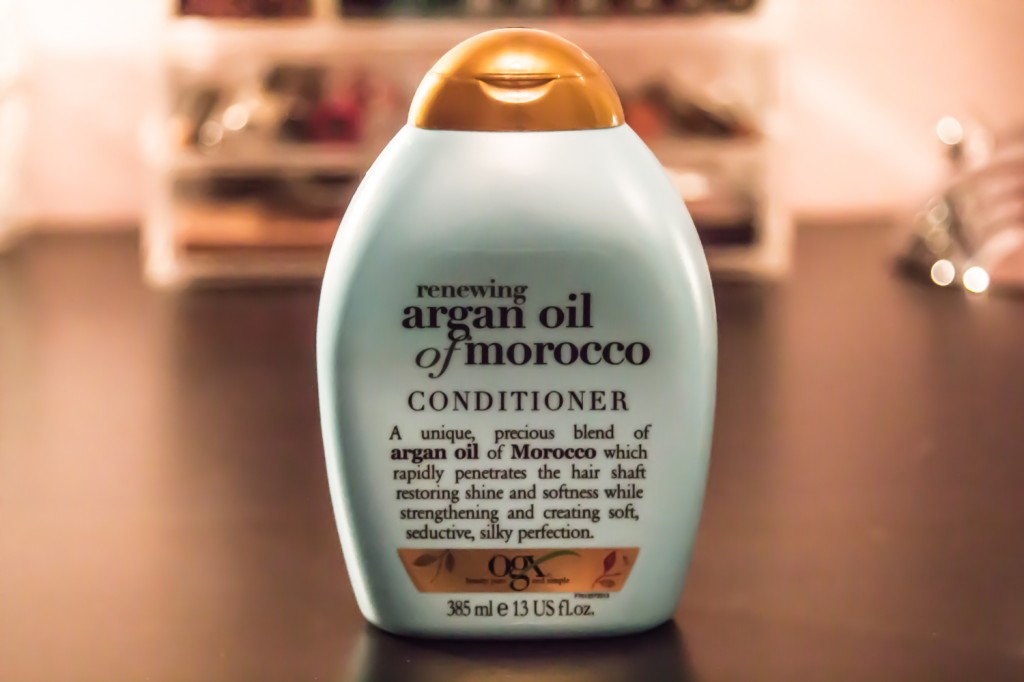 Organix Argan oil of Morocco conditioner