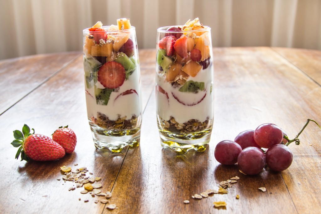 Healthy Snacks : Yaourts fruités - SiAndTalk Blog