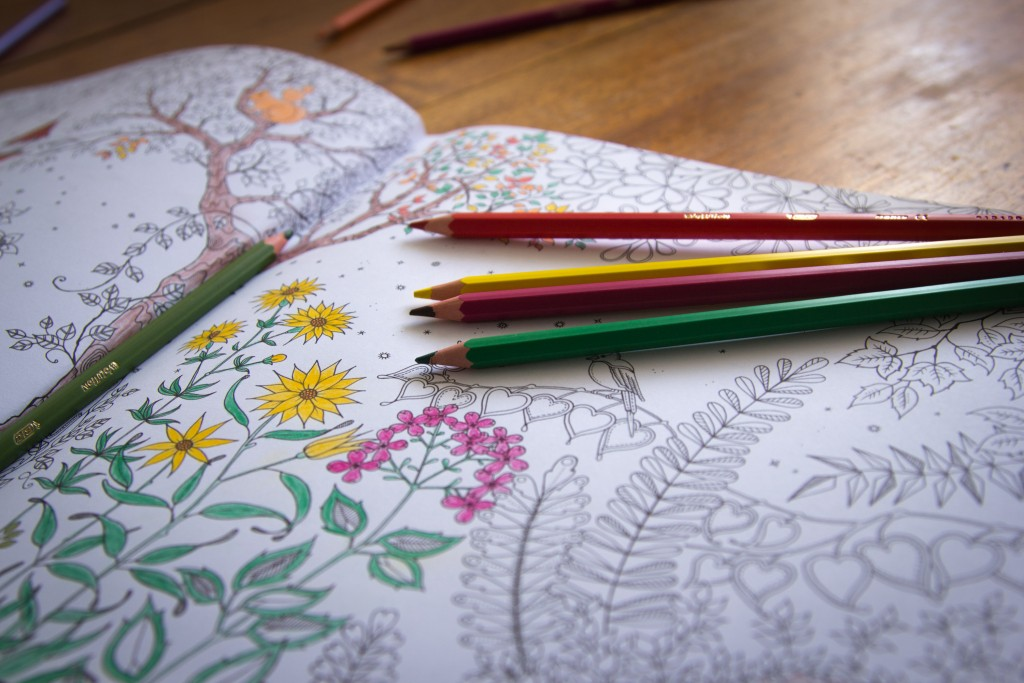 Art-therapie - Coloriages pour adultes - SiAndTalk Blog