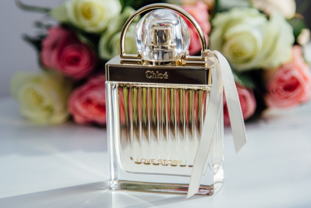 New fragrance - Love Story by Chloe - SiAndTalk Blog