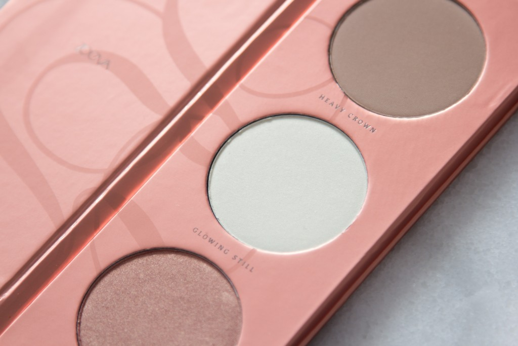 Rose Golden Blush palette Zoeva - SiAndTalk Blog