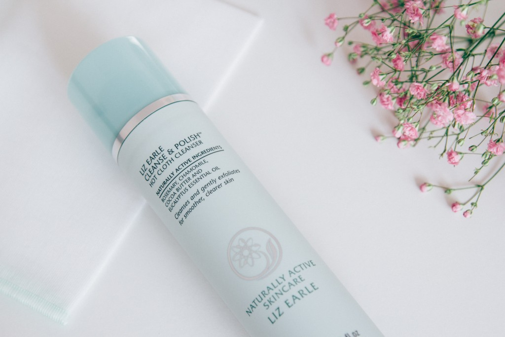 Routine Soin Liz Earle - SiAndTalk Blog